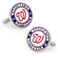 Washington Nationals Cufflinks      			    $59.99 Marty