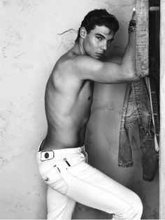 Rafael Nadal - a New Face of Armani ~ Trendy Tennis - Tennis Fashion Blog