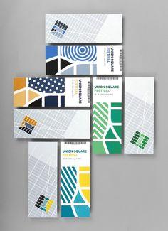 Typo Illu Moodboard Typography Union Square festival / thorbjoern gudnason Tips For Spring Gardening Layout Design, Design De Configuration, Print Layout, Map Design, Logo Design, Identity Design, Brochure Design, Print Design, Print Map