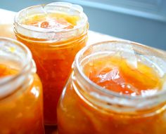 In a village called Segur le Chateau.: Simple and Scrumptious Clementine Marmalade Recipe Jam Recipes, Canning Recipes, Sauce Recipes, Veggie Recipes, Dessert Recipes, Healthy Recipes, Sweet Desserts, Vegetarian Recipes, Clementine Jam