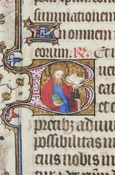 Book of Hours, MS M.919 fol. 14v - Images from Medieval and Renaissance Manuscripts - The Morgan Library & Museum