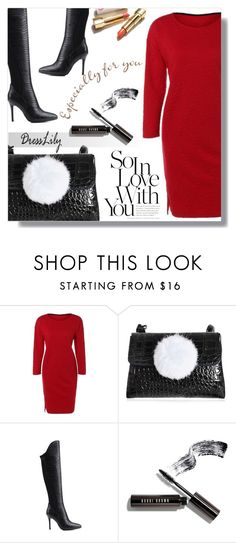 """""""Be unique"""" by fashion-pol ❤ liked on Polyvore featuring Bobbi Brown Cosmetics"""