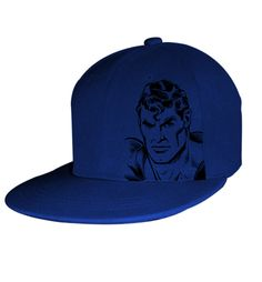 """Gorra Superman Cara "" disponible en www.kingmonster.com.mx"