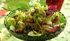 Saladas verdes: receitas fáceis, práticas e diferentes para surpreender à mesa - Culinária - MdeMulher - Ed. Abril                                                                                                                                                                                 Mais