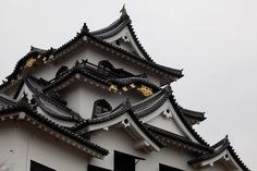 When Meiji era began in 1868, many castles are to be destroyed and only at the request of the Emperor who travel in a region that is preserved intact castle HIKONE. It remains today as one of the oldest original castles built in Japan.........SOURCE BING IMAGES...........