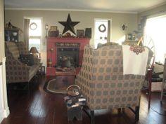 Primitive Gathering Room