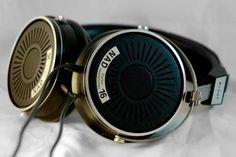 Vintage Electrostatic Headphones