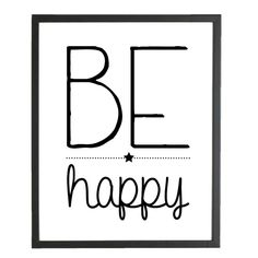 BE HAPPY | DOTS LIFESTYLE