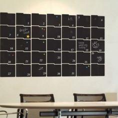 Blackboard Planner Wall Sti...
