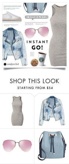 """""""Shades of You: Sunglass Hut Contest Entry"""" by marina-volaric ❤ liked on Polyvore featuring NLY Trend, MANGO, Miu Miu, INC International Concepts, Jimmy Choo and shadesofyou"""