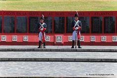 Monumentos A Los Caidos En Malvinas - Buenos  Aires - Argentina