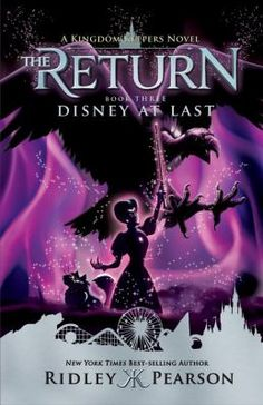 Disney at Last / Ridley Pearson. This title is not available in Middleboro right now, but it is owned by other SAILS libraries. Follow this link to place your hold today!
