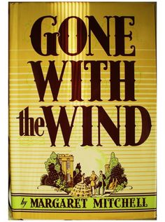 GONE WITH THE WIND --  Widely considered The Great American Novel, and often remembered for its epic film version, Gone With the Wind explores the depth of human passions with an intensity as bold as its setting in the red hills of Georgia. A superb piece of storytelling, it vividly depicts the drama of the Civil War and Reconstruction.  This is the tale of Scarlett O'Hara, the spoiled, manipulative daughter of a wealthy plantation owner, who arrives at young womanhood just in time to see…