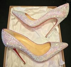 Wedding Inspiration // Accessories // Shoes