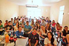 Turma completa. Aula 1 - Curso do Credo 19/09/2015