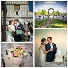 Destination Wedding in Florence at Villa Tolomei