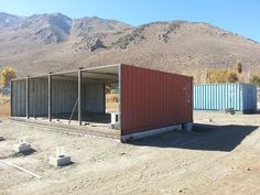 Image result for clad container garage