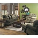 """Jackson Furniture - Darcy Sofa and Loveseat Set in """"Cedar"""" Fabric - 3178-03-02  SPECIAL PRICE: $1,488.00"""