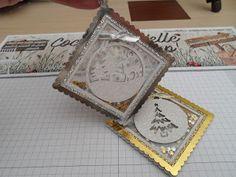 Coccinellenellescrap.blogspot.fr: Boule de Noël carrée