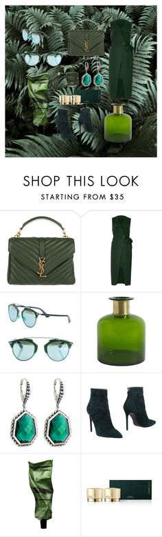 """""""Analog 2k12"""" by linus-isotalus on Polyvore featuring Yves Saint Laurent, River Island, Christian Dior, Nordal, Stephen Dweck, Barbara Bui, Aesop, AmorePacific and Nails Inc."""