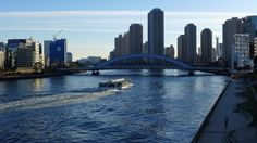 Sumida River Eitai Bridge. Find out how you can get the cheapest Flights .. http://iwantthatflight.com.au/