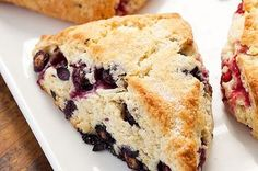 Cook's Illustrated Blueberry Scones Recipe on Food52 recipe on Food52