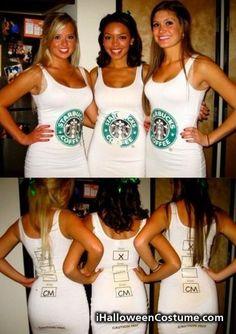Starbucks dresses