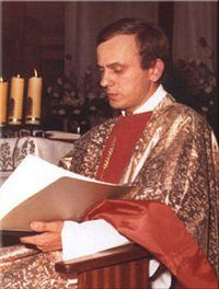 Blessed Fr Jerzy Polish Priest Murdered 5 Simple Different Laminated Relic Cards Catholic Priest, Catholic Saints, St Maximilian, Prayers To Mary, St Joan, Bride Of Christ, Blessed Mother Mary, Silver Color, Father