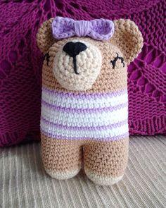 Sonajero para Serena  #crochet #crochetlove #crochetaddict #amigurumi #handmade