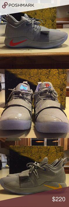 5b7a736655fa6a Nike PG 2.5 PlayStation Wolf Grey Nike PG 2.5 PlayStation Wolf Grey shoes.  New in box