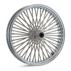 <p>As rodas MAMMOTH SPOKE estão disponíveis em vários tamanhos e aplicações para sua Harley-Davidson</p>