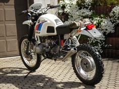 Mercenary: Tasty R80GS #BMWR80GS #Mercenary #MercenaryGarage