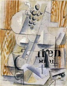 The Fruitdish - Georges Braque