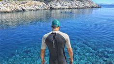 Giorno#8 - Un tuffo nel mare cristallino di #Atene