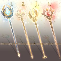 Auction : Weapon Adopt Set 18 [CLOSED] by HyRei.deviantart.com on @DeviantArt