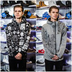 Crooks and Castles range is now in store