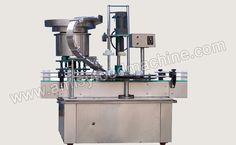 Full-automatic Filling Machine, Full-automatic Capping Machine