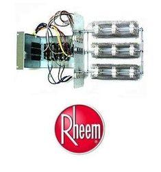 15 Kw Rheem / Ruud Electric Strip Heater for Split System... https://www.amazon.com/dp/B00E7UJ816/ref=cm_sw_r_pi_dp_F1bNxbFA5QDC1  10 each