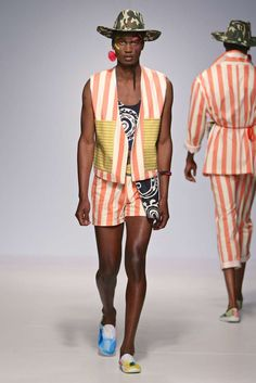 Imprint Spring-Summer 2018 | South Africa Menswear Week