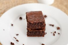 Easy Paleo Brownie Recipe - Cook Eat Paleo