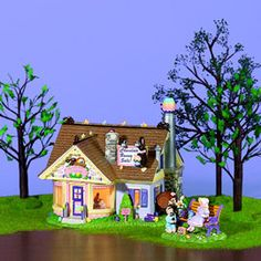"""Department 56: COLLECTING - """"Chocolate Bunny Factory"""" - Retirements"""