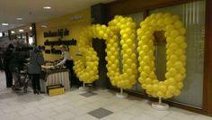 2015 - Nog geen acht jaar geleden, mei 2007, opende Jumbo de 100e vestiging in thuishaven Veghel. nu de 500e in Woerden
