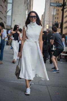 Fashion Week Street Style: Day 4