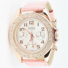 Candy Color Belt Watch for Women - Hint: my birthday is coming soon.