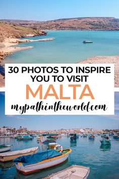 Malta photography travel guide: 30 incredible photos and pictures of Malta island for your travel inspiration Malta Travel Guide, Europe Travel Guide, Travel Guides, Travel Destinations, Travel Goals, Travel Advice, Travel Plan, Places In Europe, European Travel