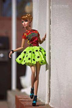 Fashionroyalty.net куклы Fashion royalty, Барби