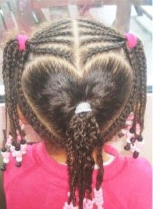 Outstanding 1000 Images About Kids Hair On Pinterest Cornrows Kid Hairstyle Inspiration Daily Dogsangcom