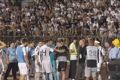 Ultras leader strips Partizan captain of armband after Champions League exit