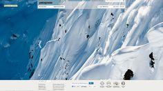 Patagonia Homepage 2013