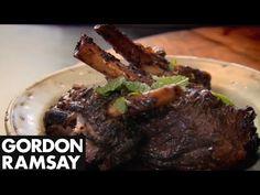 Gordon Ramsay's Spicy Lamb Shanks Recipe and Review | Delishably